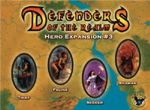 Defenders of the Realm : Hero Expansion 3